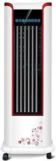 LNDDP Máquina Aire frío para el hogar 200 W Humidificación Ventilador Aire Acondicionado frío Individual/sincronización 15 H / 3 velocidades/Silencio