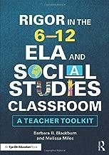 Rigor in the 6–12 ELA and Social Studies Classroom