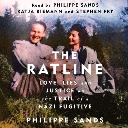 The Ratline  By  cover art