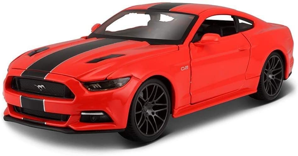 NYDZDM Car Sale item Model 1:24 for Ford Alloy Simulation D Mustang Max 86% OFF GT