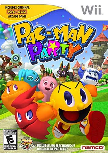 Pac-Man Party - Nintendo Wii (Renewed)