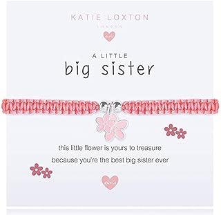 A Little Family Loves You Girls' Stretch Adjustable Band Charm Bracelet