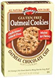 Glenny's Gluten Free Oatmeal Chocolate Chip Cookies, 5-Ounce Boxes (Pack of 12)