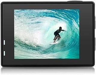 Cámara de acción 4K Impermeable 60fps WiFi aplicación de Control Remoto de Control de cámara Lenta la fotografía a intervalos Sport DV Vlog Cámara Deportiva Ultra Full HD