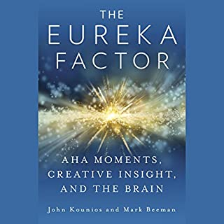 The Eureka Factor audiobook cover art