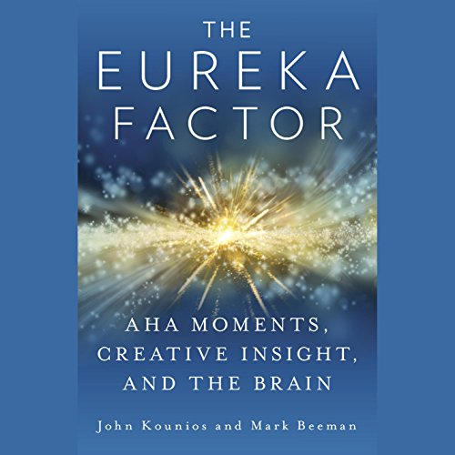The Eureka Factor audiobook cover art