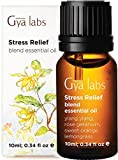 Essential Oils For Stress Relief