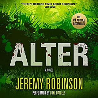 Alter audiobook cover art