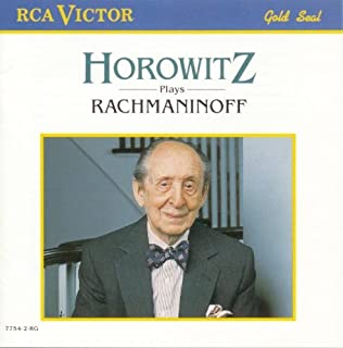 Horowitz Plays Rachmaninoff by Vladimir Horowitz (1989-08-10)