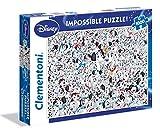 Clementoni - Puzzle de 1000 Piezas, diseño 101 Dalmatas (39358.9)