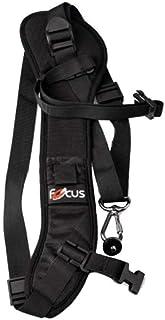 Syga Focus F-1 Anti-Slip Quick Rapid Shoulder Sling Belt Neck Strap for Camera SLR DSLR Black