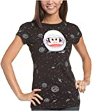paul frank clothing - Paul Frank Juniors Astro Julius T-Shirt,Rich Black,Large