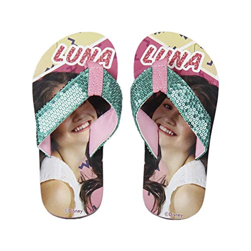 Soy Luna S0712975, Tongues Mixte bébé, Multicolore, Medium