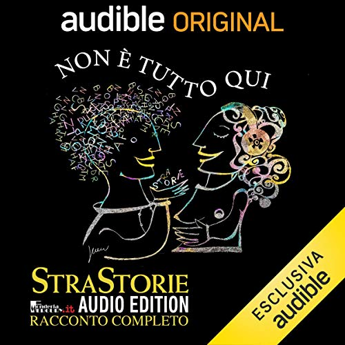 StraStorie Audio Edition. Racconto completo audiobook cover art