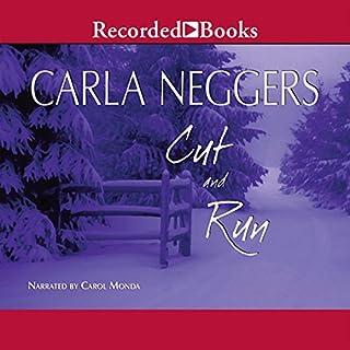 Cut and Run audiobook cover art