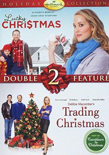 Hallmark Double Feature (Lucky Christmas/Trading Christmas)