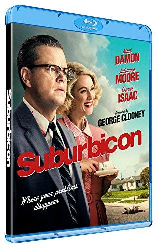 Suburbicon (Blu-ray Region B) [2017] Matt Damon, Julianne Moore (George Clooney film)