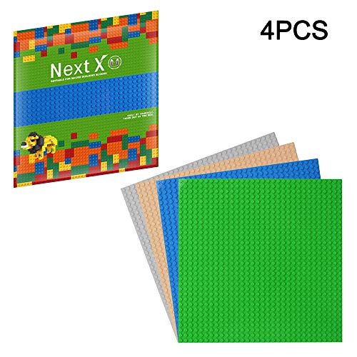 NextX 4 Piezas Base Plancha Classic Construir Game