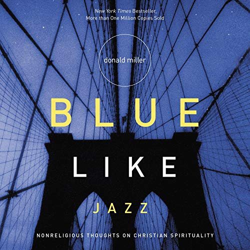 Blue Like Jazz Titelbild