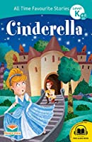 Cinderella Self Reading Story Book for 5-6 Years Old