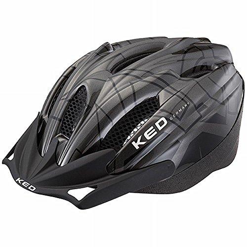 KED Flitzi Helmet anthracite black Kopfumfang 56-61 cm 2016 City Helm