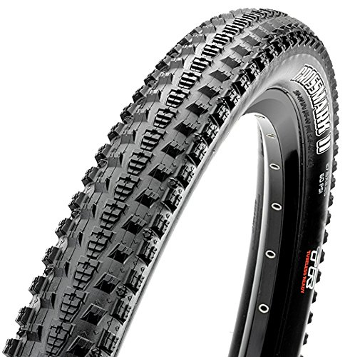 MSC Bikes, Crossmark II Exo KV, Pneumatico, Unisex, Nero 26 x 2.11