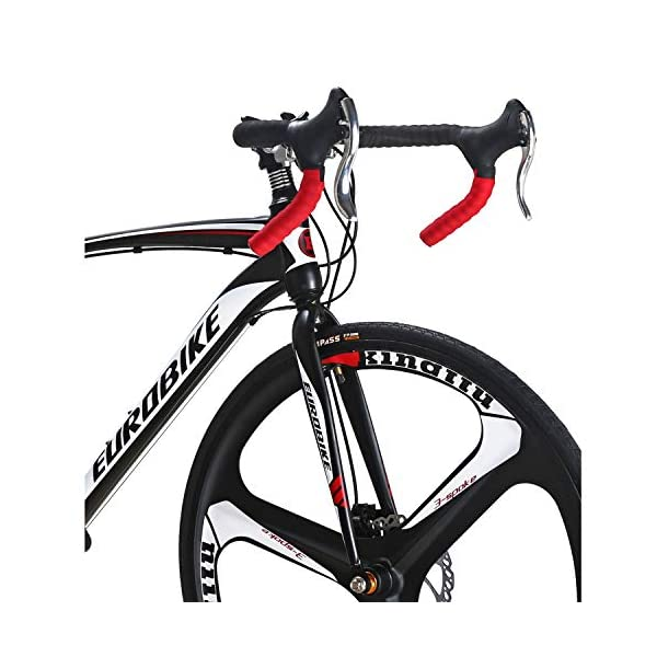 Road Bikes Eurobike Bicycle XC550 700C Road Bikes 21 Speed Shift Left 3 Right 7 Frame Road Bicycle