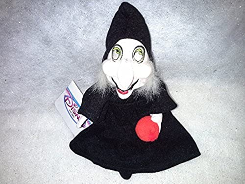 suministro de productos de calidad Witch Beanie Baby from Snow blanco and and and the Seven Dwarfs by Disney  wholesape barato