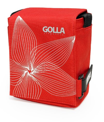 Golla GOLG864 Messengerhülle Rot Kameratasche/-Koffer - Kamerataschen/-Koffer (Messengerhülle, Universal, Rot)