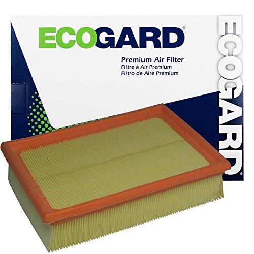 ECOGARD XA5105 Premium Engine Air Filter Fits BMW 325i 2.5L 1992-2005, 325Ci 2.5L 2001-2006, 330Ci 3.0L 2001-2006, 528i 2.8L 1997-2000, 325xi 2.5L 2001-2005, X3 3.0L 2004-2006, M3 3.2L 1996-2006