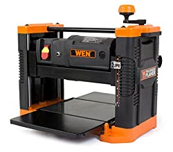 WEN 6550 benchtop planer for woodworking