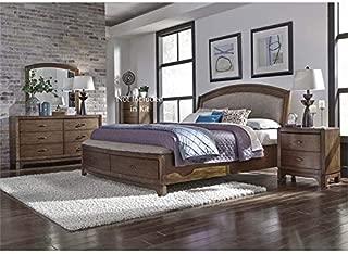 avalon iii bedroom set