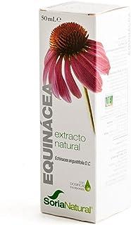 Soria Natural Extracto Echinacea angustifolia D.C- 50 mililitros