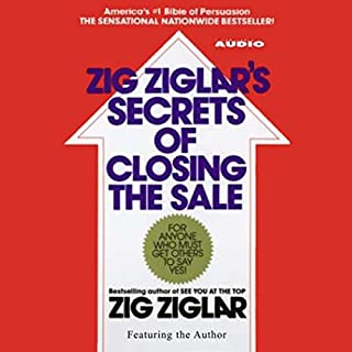 Page de couverture de Zig Ziglar's Secrets of Closing the Sale