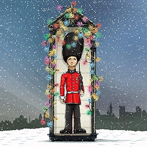 Ron the Royal Guard Saves Santa