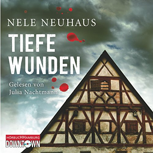 Tiefe Wunden audiobook cover art