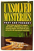 Unsolved Mysteries 0809240912 Book Cover