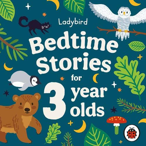 Ladybird Bedtime Stories for 3 Year Olds cover art