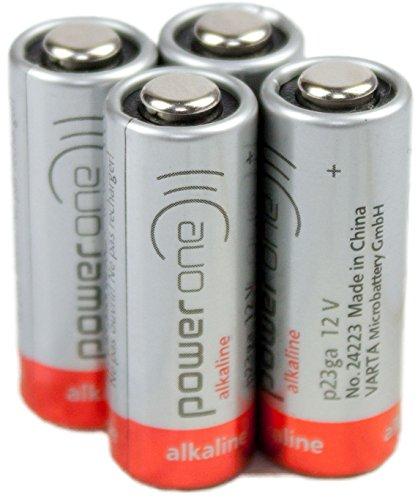 Varta Alkaline Batterie 12V Batterie V23GA 8LR932 MN21 LR23A P23GA im wns-emg-world Sparpack, 4 Stück