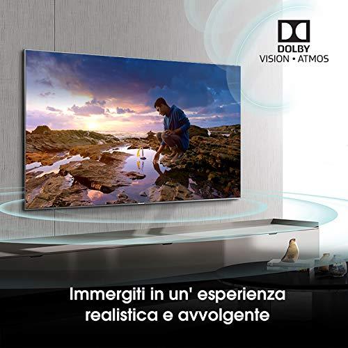 Hisense 50U71QF Smart TV ULED Ultra HD 4K 50
