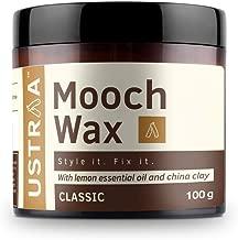 Ustraa Beard and Mooch Wax for Beard Styling, 100g
