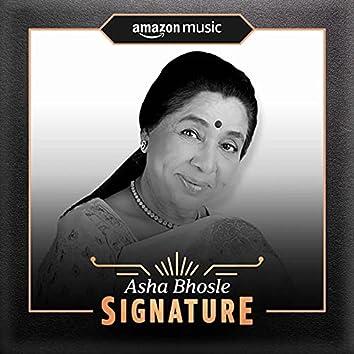 Asha Bhosle: Signature