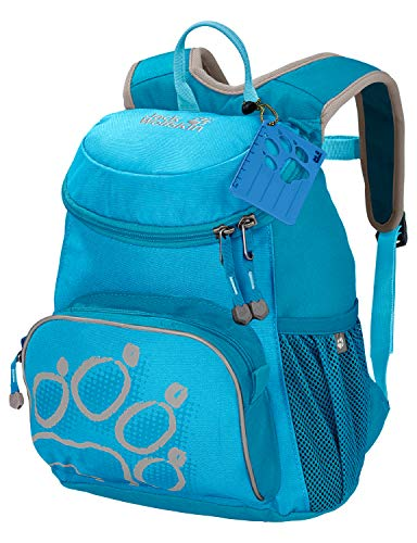 Jack Wolfskin Unisex Jugend Little Joe Rucksack, Atoll Blue, One Size
