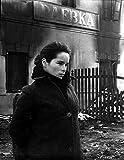Celebrity Photos Geraldine Chaplin Wearing Black Fur Coat Side View Angle Photo Print (60,96 x 76,20 cm)