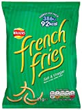 Walkers French Fries Salt and Vinegar 22 G (Pack of 48)