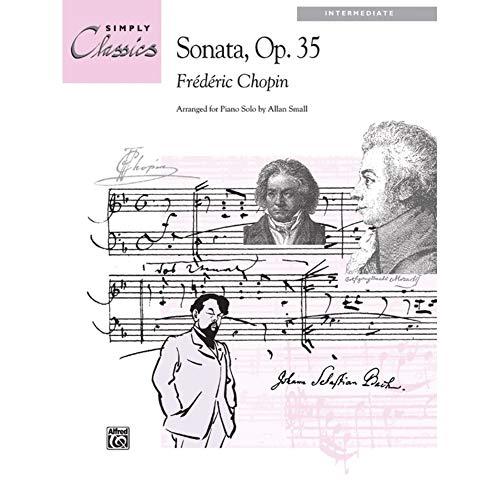 ALFRED PUBLISHING CHOPIN FREDERIC - SONATA OP35 - PIANO SOLO