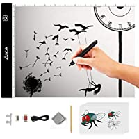 Elice A4 Led Light Artcraft Tracing Pad with USB Powered