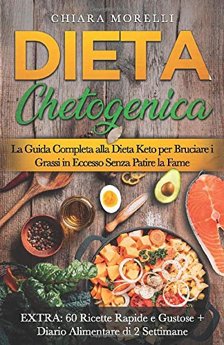 Libro dieta chetogenica