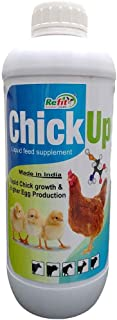 REFIT ANIMAL CARE - Chick Starter Poultry Feed Supplement (Chick Up 1 LTR.)