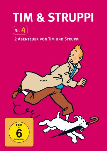 Tim & Struppi, Nr. 4